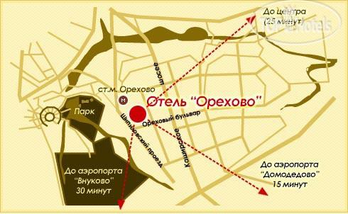 Pogostite.ru - Апарт-Комплекс Орехово (Только Предопата) #41