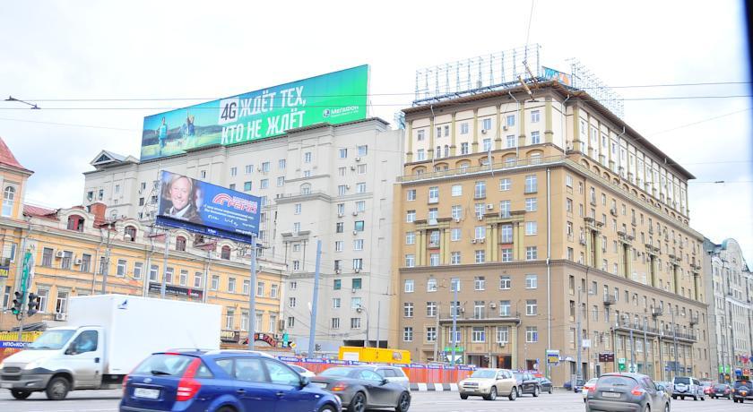 Pogostite.ru - Отель на Белорусской (ГородОтель Белорусский вокзал) #2