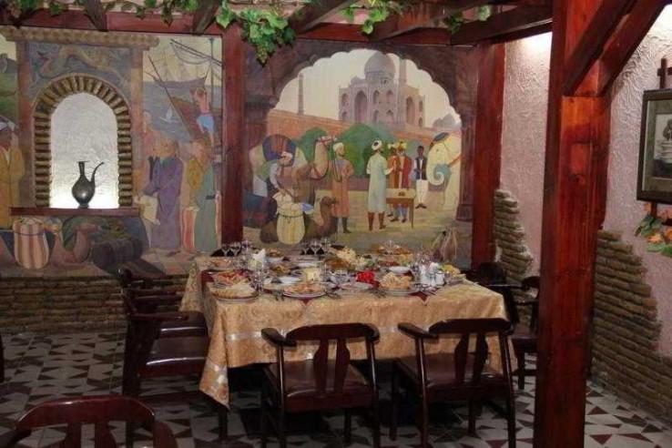 Pogostite.ru - АЗИЯ САМАРКАНД (В Центре) - Узбекская Кухня #12