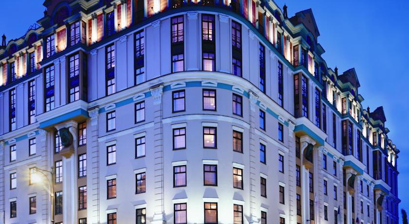 Pogostite.ru - Марриотт Москва Гранд Москва - Moscow Marriott Grand Hotel #1