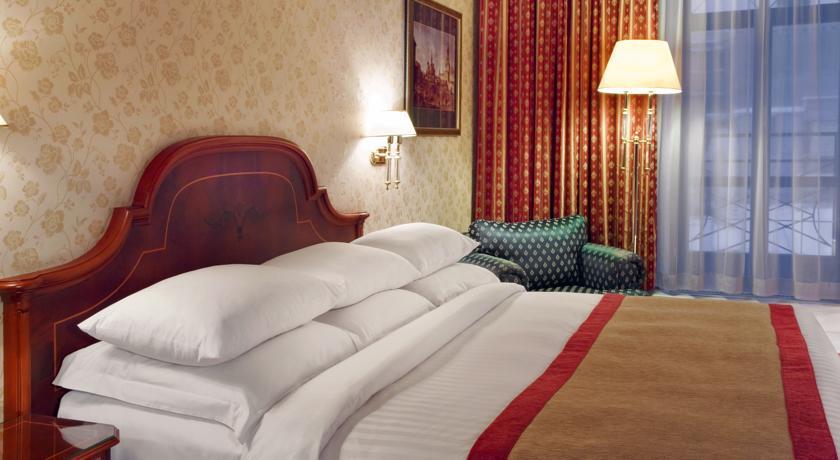 Pogostite.ru - Марриотт Москва Гранд Москва - Moscow Marriott Grand Hotel #7