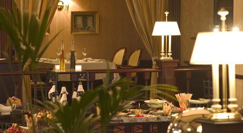 Pogostite.ru - Марриотт Москва Гранд Москва - Moscow Marriott Grand Hotel #15