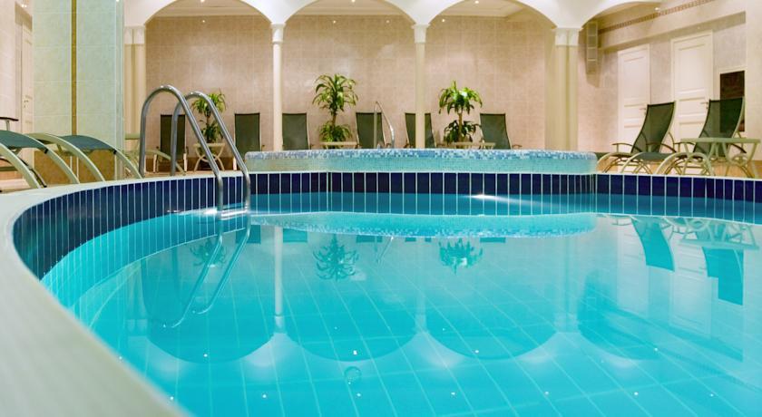 Pogostite.ru - Марриотт Москва Гранд Москва - Moscow Marriott Grand Hotel #3