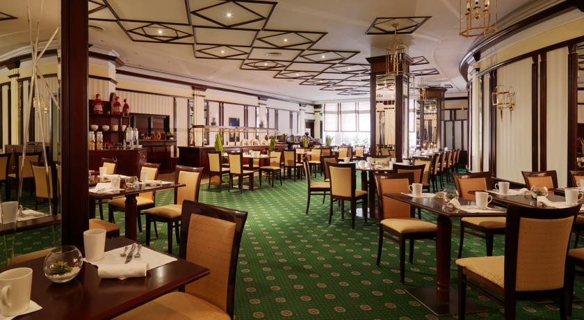 Pogostite.ru - Марриотт Москва Гранд Москва - Moscow Marriott Grand Hotel #13