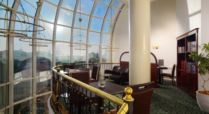 Pogostite.ru - Марриотт Москва Гранд Москва - Moscow Marriott Grand Hotel #4
