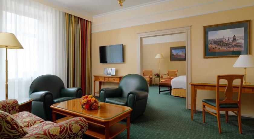 Pogostite.ru - Марриотт Москва Гранд Москва - Moscow Marriott Grand Hotel #21