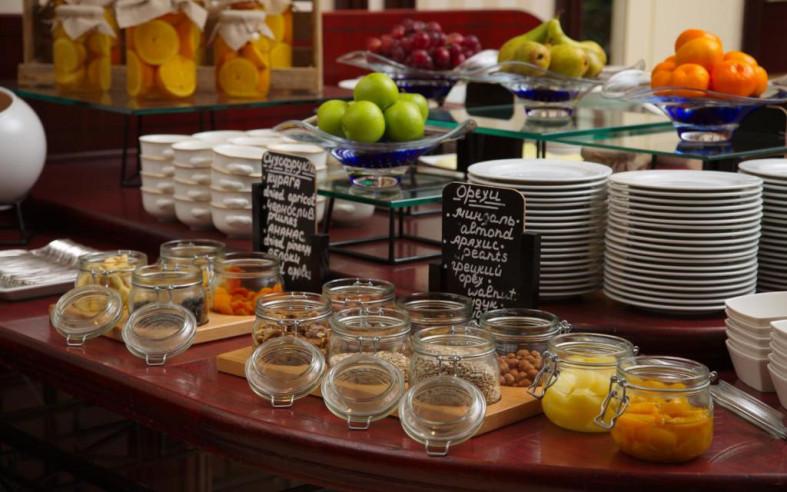 Pogostite.ru - Марриотт Москва Гранд Москва - Moscow Marriott Grand Hotel #16
