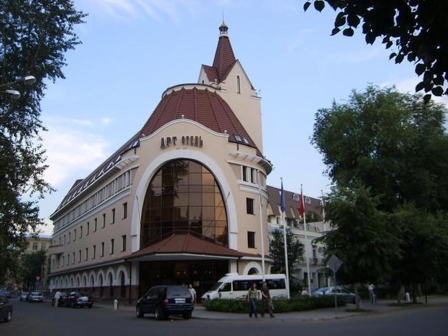 Pogostite.ru - АРТ ОТЕЛЬ (г.Воронеж) #1