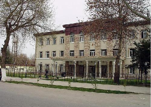 Pogostite.ru - ПАНОРАМА ГРАНД (г.Самарканд) #1