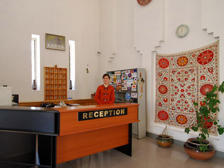 Pogostite.ru - КАРАВАН (г.Бухара) #2