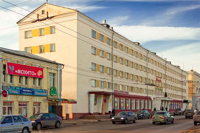 Pogostite.ru - ИВАНОВО (г.Иваново, рядом с ж/д вокзалом) #1
