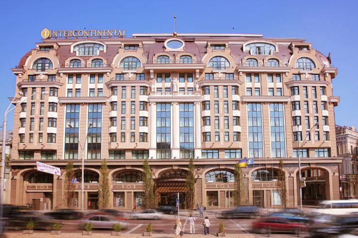 Pogostite.ru - ИнтерКонтиненталь Отель (г.Киев) #1