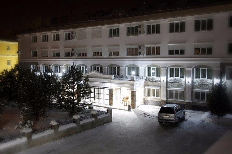 Pogostite.ru - ЗОЛОТОЙ СЛОН | г. Оренбург | СПА-центр | Тренажерный зал #1