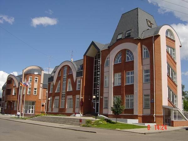 Pogostite.ru - ОСНАБРЮК | г. Тверь, центр | Бассейн | СПА-центр | Парковка #44
