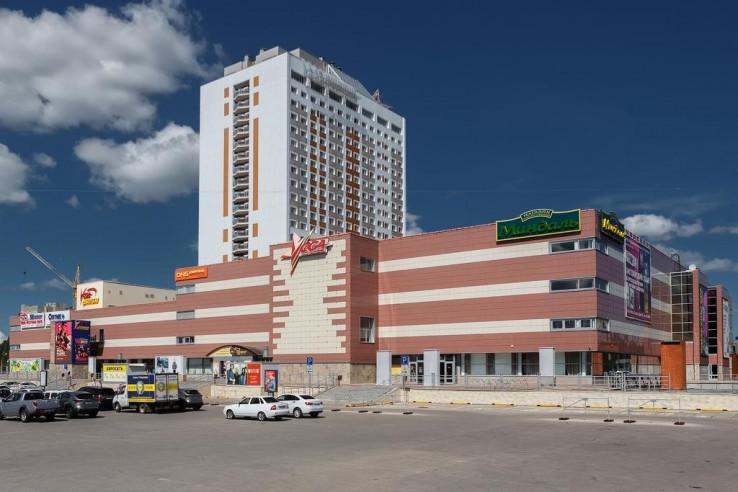 Pogostite.ru - ВЕГА | г.Тольятти | Центр | Парковка #1