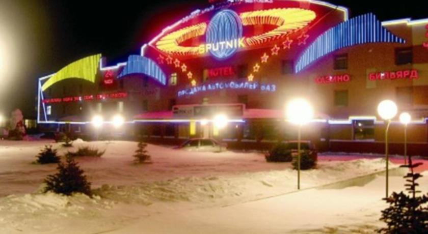 Pogostite.ru - СПУТНИК C САУНОЙ И БАССЕЙНОМ (г. Тольятти, Обводное шоссе) #1