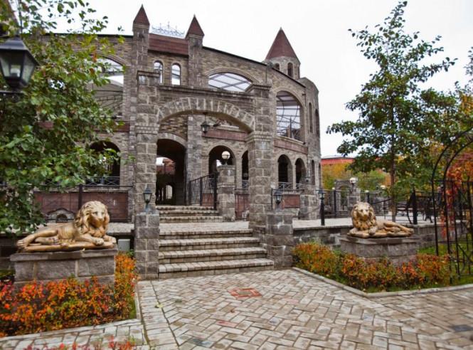 Pogostite.ru - Немчиновка Парк Отель - Замок для Проведения Мероприятий #49