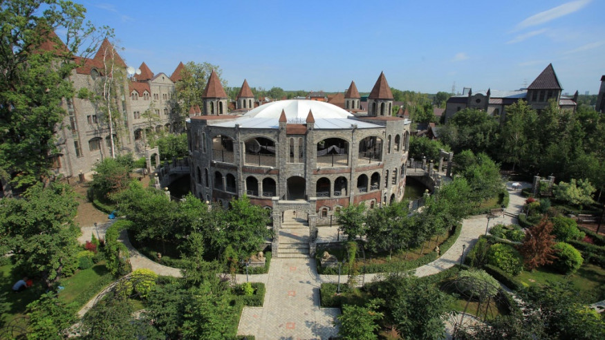 Pogostite.ru - Немчиновка Парк Отель - Замок для Проведения Мероприятий #52
