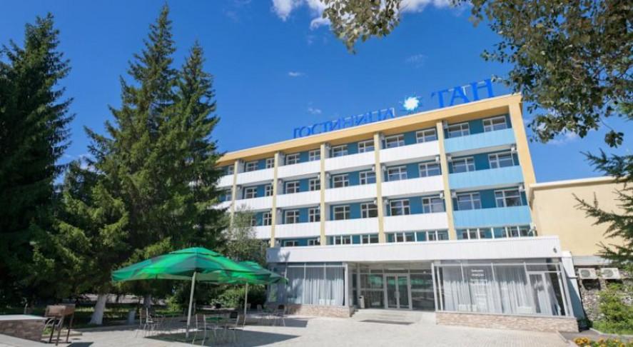 Pogostite.ru - ТАН | г. Уфа | в центре | бассейн | сауна | парковка #1
