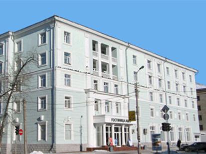 Pogostite.ru - ГОСТИНИЦА АМУР (г.Хабаровск, деловой центр) #1
