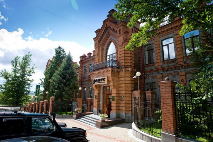 Pogostite.ru - ПАРУС (г.Хабаровск, центр) #1