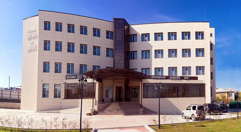 Pogostite.ru - ЕВРОПА | г. Хабаровск, 10 минут от центра | Оздоровительный центр | Wi-Fi | С завтраком #1