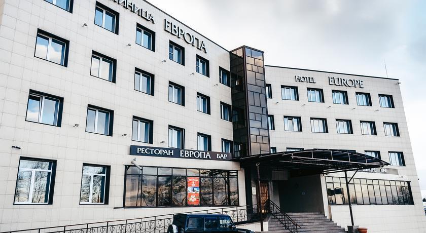 Pogostite.ru - ЕВРОПА | г. Хабаровск, 10 минут от центра | Оздоровительный центр | Wi-Fi | С завтраком #45