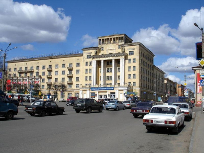 Pogostite.ru - Патриот (г.Смоленск, исторический центр) #1