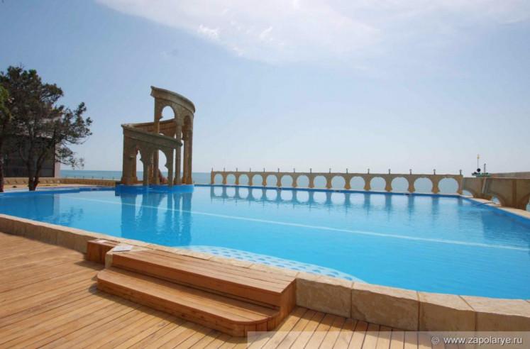 Pogostite.ru - ЗАПОЛЯРЬЕ СПА-САНАТОРИЙ | г. Сочи | cобственный пляж | аквапарк #21