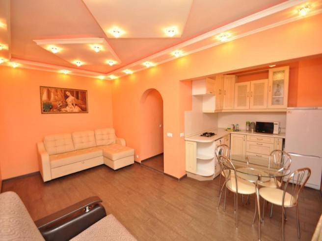 Pogostite.ru - Apartment Na Antonova-Ovseyenko 11 (у Экспоцентра) #1