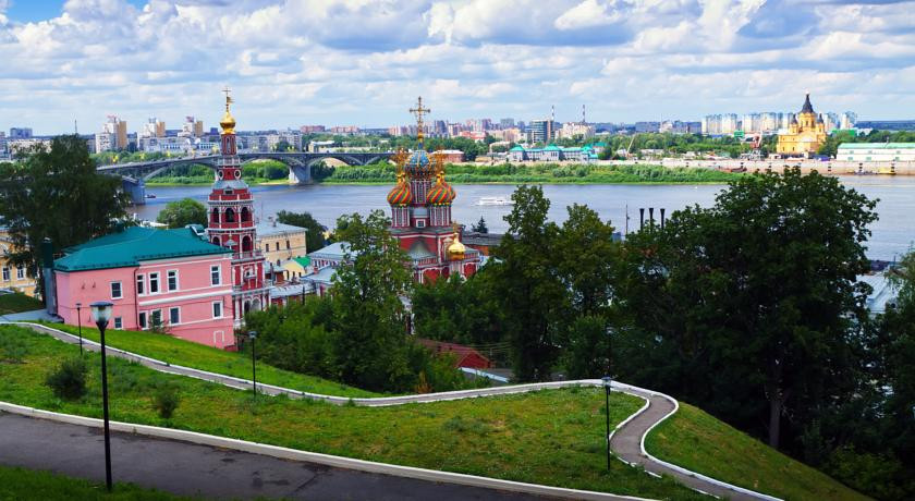 Pogostite.ru - АЗИМУТ - AZIMUT Hotel Nizhniy Novgorod  (г. Нижний Новгород, центр) #44