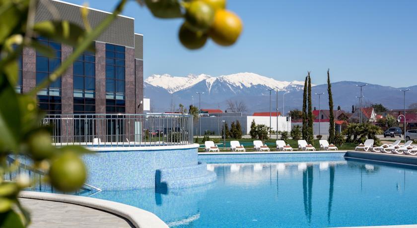 Pogostite.ru - Блю Парадиз Резорт Рэдиссон Сочи - Radisson Collection Paradise Resort SPA Sochi #7