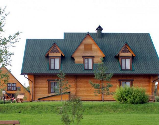 Pogostite.ru - ПАРК ОТЕЛЬ СДЛ | озеро Сиг | д. Петриково | коттеджи | бани #1