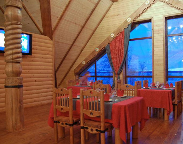 Pogostite.ru - ПАРК ОТЕЛЬ СДЛ | озеро Сиг | д. Петриково | коттеджи | бани #12