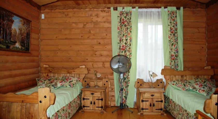 Pogostite.ru - ПАРК ОТЕЛЬ СДЛ | озеро Сиг | д. Петриково | коттеджи | бани #34
