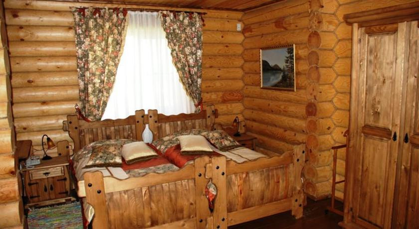 Pogostite.ru - ПАРК ОТЕЛЬ СДЛ | озеро Сиг | д. Петриково | коттеджи | бани #18