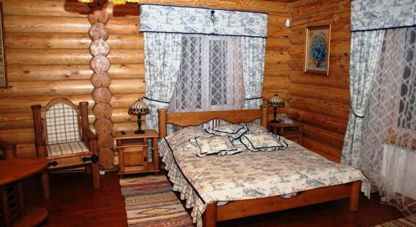 Pogostite.ru - ПАРК ОТЕЛЬ СДЛ | озеро Сиг | д. Петриково | коттеджи | бани #25