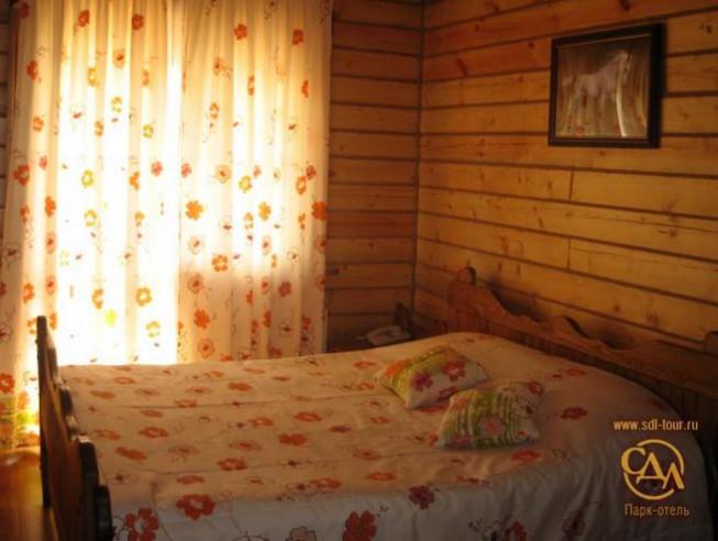 Pogostite.ru - ПАРК ОТЕЛЬ СДЛ | озеро Сиг | д. Петриково | коттеджи | бани #37