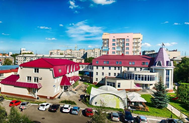 Pogostite.ru - Лотос (бассейн, сауна, джакузи) #1