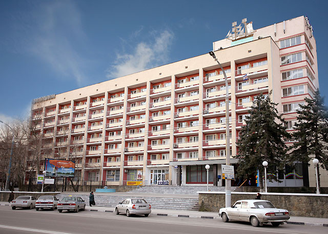 Pogostite.ru - БРИГАНТИНА (г.Новороссийск, центр) #1