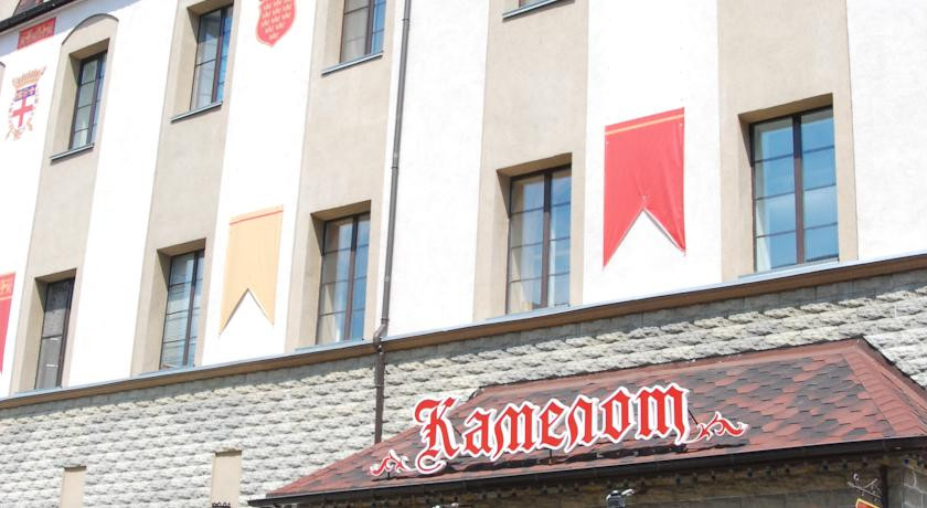 Pogostite.ru - КАМЕЛОТ | г. Омск | VIP-сауна | Парковка #1