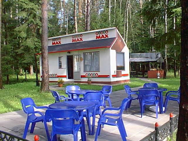 Pogostite.ru - БОР - ОЗДОРОВИТЕЛЬНЫЙ СПА-КОМПЛЕКС | Домодедовский р-н | открытый бассейн | пляж | барбекю #6