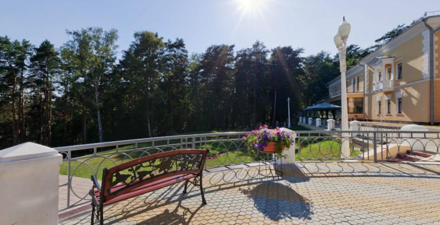 Pogostite.ru - БОР - ОЗДОРОВИТЕЛЬНЫЙ СПА-КОМПЛЕКС | Домодедовский р-н | открытый бассейн | пляж | барбекю #9