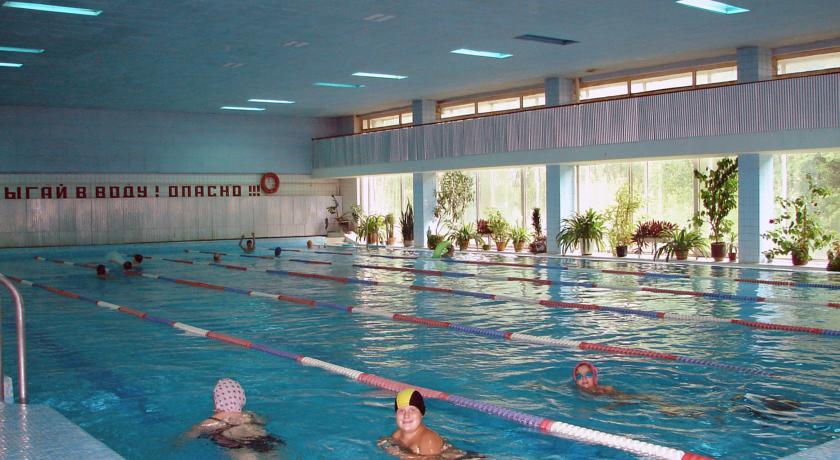 Pogostite.ru - ЕРШОВО ДОМ ОТДЫХА | 40 км от МКАД, рядом со Звенигородом | Бассейн #26