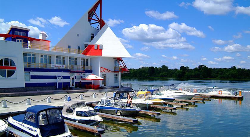 Pogostite.ru - ЗАВИДОВО КОМПЛЕКС ОТДЫХА | Тверская обл | Оборудованный пляж | Центр водного спорта #37