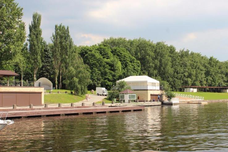 Pogostite.ru - КЛЯЗЬМА Оздоровительный Комплекс   Мытищинский район   Клязьминское водохранилище #1