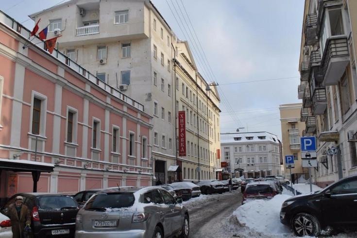 Pogostite.ru - ХИТРОВКА | м. Китай-город | С завтраком #1