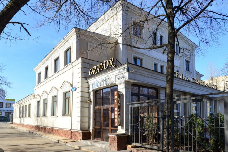 Pogostite.ru - ГРАВОР | м.Таганская | Парковка #2