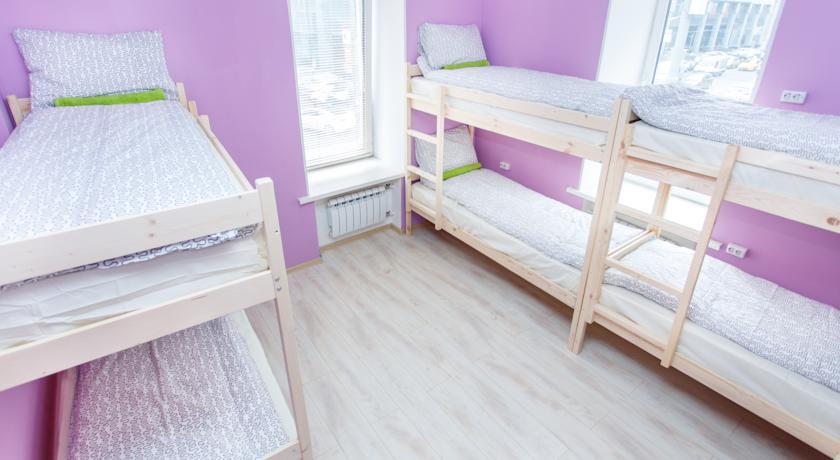 Pogostite.ru - Hostel Sloboda на НОВОСЛОБОДСКОЙ | м. Менделеевская | Wi-Fi #12
