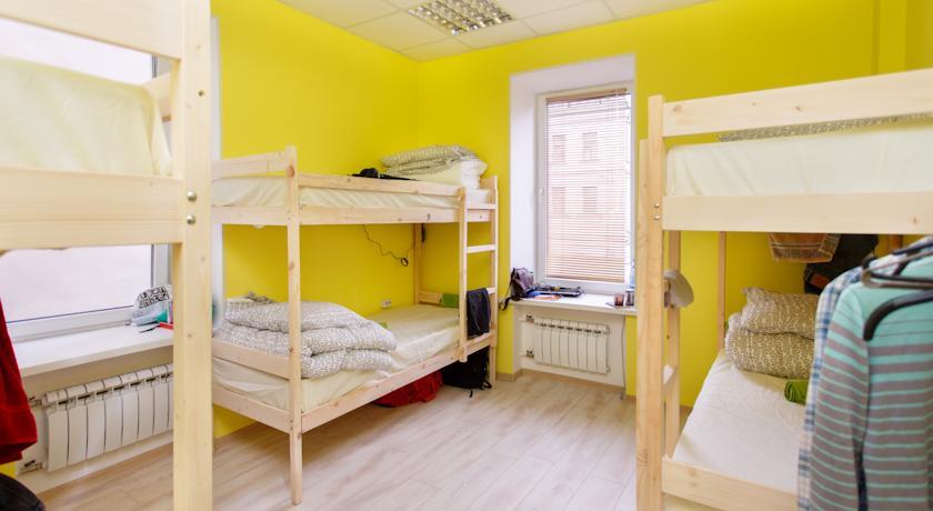 Pogostite.ru - Hostel Sloboda на НОВОСЛОБОДСКОЙ | м. Менделеевская | Wi-Fi #26